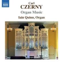 Carl Czerny (1791-1857): Orgelwerke, CD