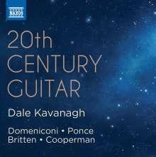 Dale Kavanagh - 20th Century Guitar, CD