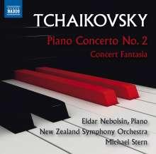 Peter Iljitsch Tschaikowsky (1840-1893): Klavierkonzert Nr.2, CD