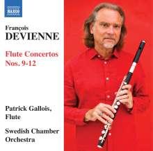 Francois Devienne (1759-1803): Flötenkonzerte Nr.9-12, CD