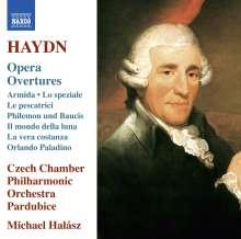 Joseph Haydn (1732-1809): Ouvertüren, CD