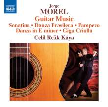 Jorge Morel (geb. 1931): Gitarrenwerke, CD