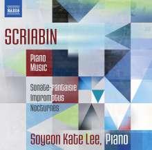 Alexander Scriabin (1872-1915): Klavierwerke Vol.1, CD