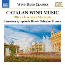 Barcelona Symphonic Band - Catalan Wind Music, CD
