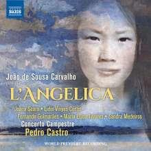 Joao de Sousa Carvalho (1745-1798): L'Angelica, 2 CDs