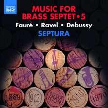 Septura - Music For Brass Septet Vol.5, CD