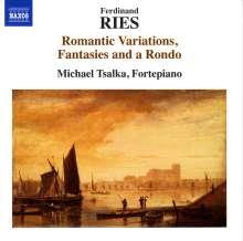 Ferdinand Ries (1784-1838): Klavierwerke, CD