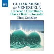 Nirse Gonzales - Guitar Music of Venezuela, CD
