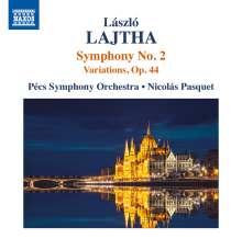 Laszlo Lajtha (1892-1963): Symphonie Nr.2, CD