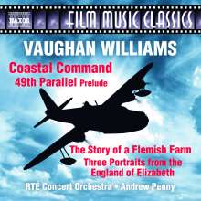 Ralph Vaughan Williams (1872-1958): Filmmusik, CD