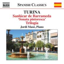 Joaquin Turina (1882-1949): Trilogia, CD