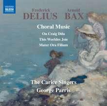 Frederick Delius (1862-1934): Chorwerke, CD