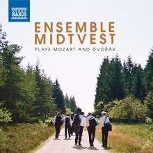 Ensemble MidtVest plays Mozart and Dvorak, CD