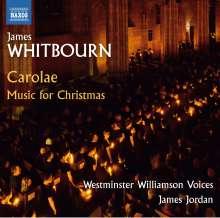 James Whitbourn (geb. 1963): Chormusik zu Weihnachten, CD