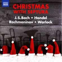Christmas with Septura, CD