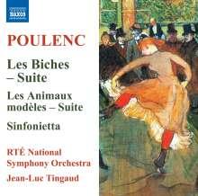 Francis Poulenc (1899-1963): Les Biches, CD