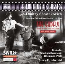 Dmitri Schostakowitsch (1906-1975): The Gadfly op.97 (Filmmusik), CD