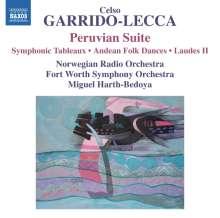 Celso Garrido-Lecca (geb. 1926): Peruvian Suite, CD