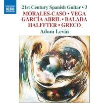 21st Century Spanish Guitar Vol.3, CD