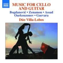 Duo Villa-Lobos - Music for Cello and Guitar, CD
