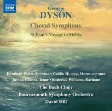 George Dyson (1883-1964): Choral Symphony, CD