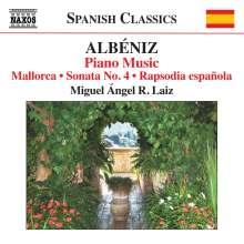 Isaac Albeniz (1860-1909): Klavierwerke Vol.8, CD