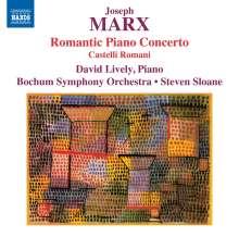 Joseph Marx (1882-1964): Klavierkonzerte, CD