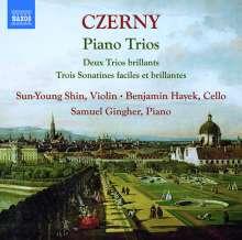 Carl Czerny (1791-1857): Klaviertrios, CD