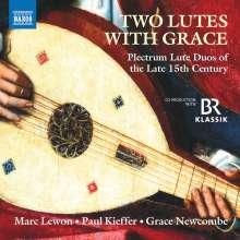 "Musik für 2 Lauten ""Two Lutes With Grace"", CD"