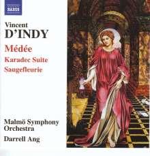 Vincent d'Indy (1851-1931): Medee-Suite op.47, CD