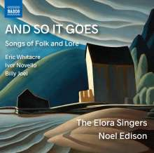 The Elora Singers - And So it Goes, CD