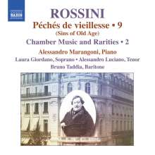 Gioacchino Rossini (1792-1868): Kammermusik & Raritäten Vol.2, CD