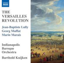 The Versailles Revolution, CD