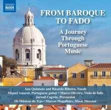 Os Musicos do Tejo - From Baroque to Fado, CD