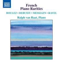 Ralph van Raat - French Piano Rarities, CD