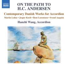 Hanzhi Wang - On The Path To H. C. Andersen, CD