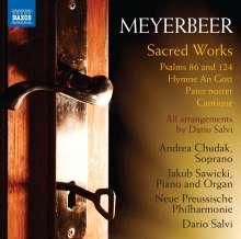 Giacomo Meyerbeer (1791-1864): Geistliche Werke, CD
