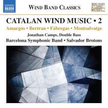 Barcelona Symphonic Band - Catalan Wind Music Vol.2, CD