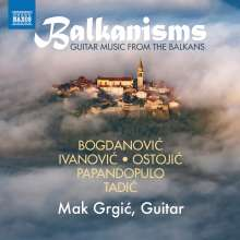 Mak Grgic - Balkanisms, CD