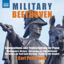 """Ludwig van Beethoven (1770-1827): Klavierwerke """"Military Beethoven"""", CD"""