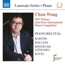 Chun Wang - Piano Recital, CD