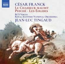 Cesar Franck (1822-1890): Psyche, CD