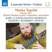 Marko Topchii, Gitarre, CD