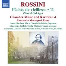 Gioacchino Rossini (1792-1868): Kammermusik & Raritäten Vol.4, CD
