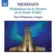 Olivier Messiaen (1908-1992): Meditations sur le Mystere de la St.Trinite, CD