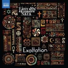 Yaniv d'Or & Ensemble Naya - Exaltation, CD
