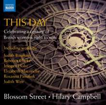 Blossom Street - This Day, CD