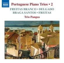 Trio Pangea - Portuguese Piano Trios Vol.2, CD