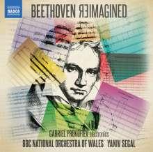 Gabriel Prokofiev (geb. 1975): Beethoven 9 - Symphonic Remix, CD