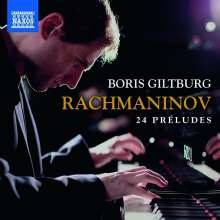 Sergej Rachmaninoff (1873-1943): 24 Preludes (Gesamt-Aufnahme), CD